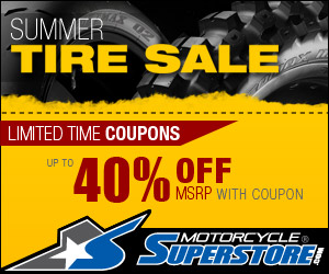 Motorcycle Superstore - Tires